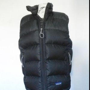 d9b002ff238 Patagonia Jackets & Coats - PATAGONIA WOMENS BLACK GOOSE DOWN FILL PUFFER  VEST